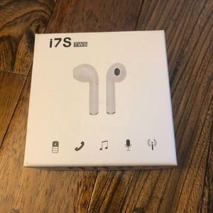 Accessories - Oversized TWS ear pods New in box rechargeable